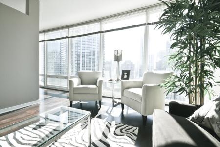 Luxurious Dining Room | The Streeter Luxury Apartments